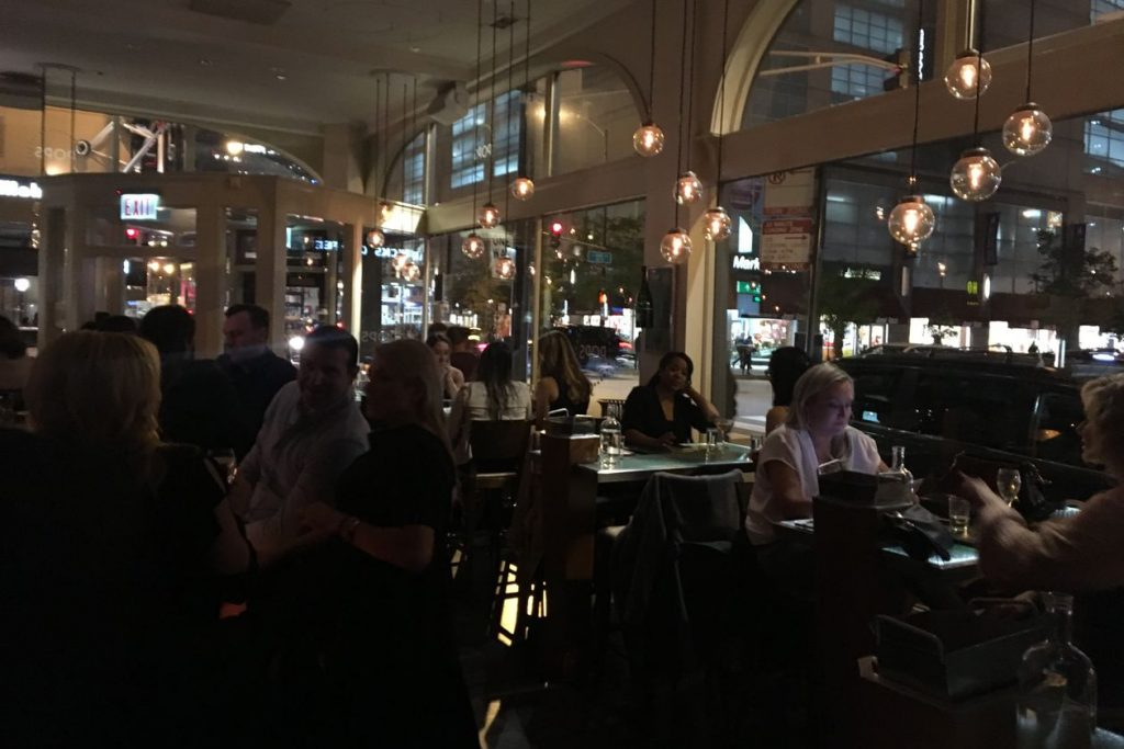 "Pops for Champagne, a bar in Chicago, sets the lighting to appeal to a ""diverse demographic."""