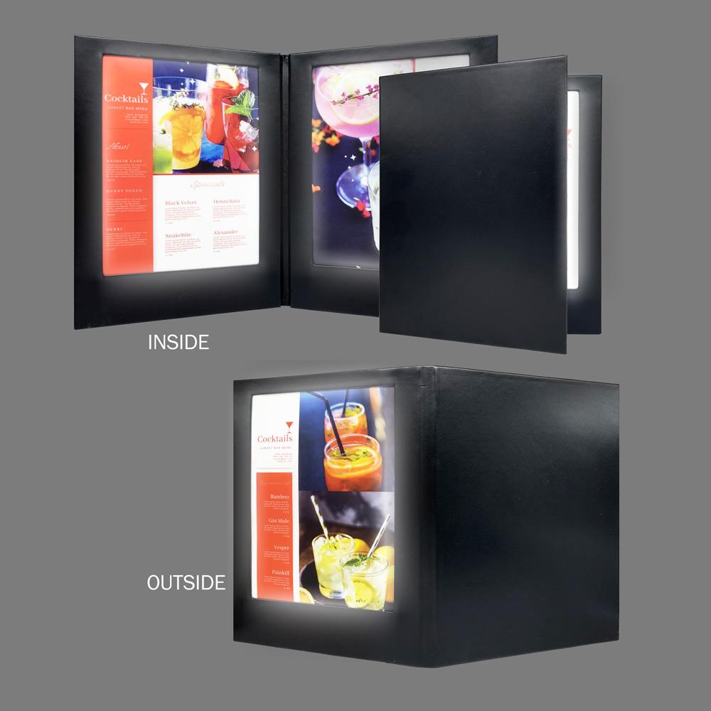 THREE LIGHT VIEWS 2 Panel 3 Light View Model C. - for sale